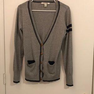 Grey/navy blue Cardigan
